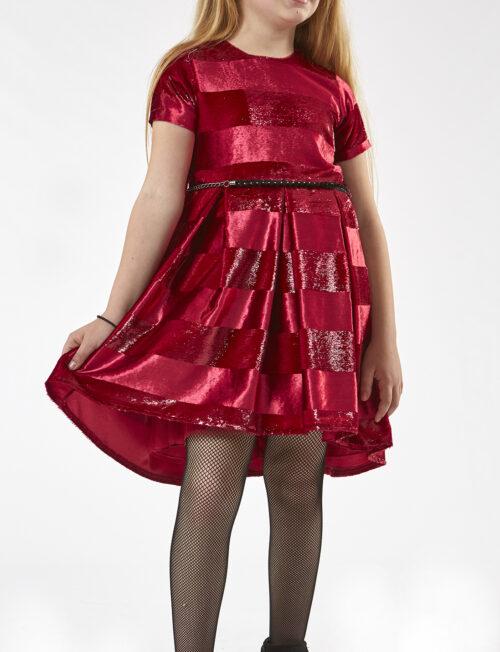 EBITA Φόρεμα με Ζώνη