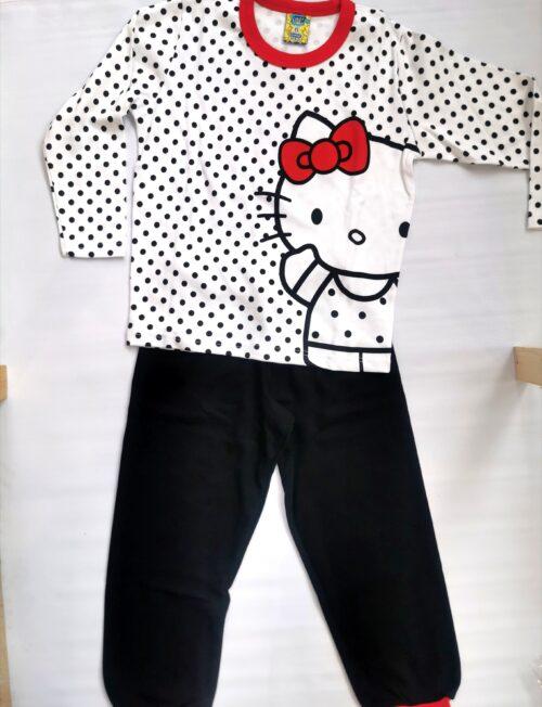 LIKE Πυτζάμα Hello Kitty