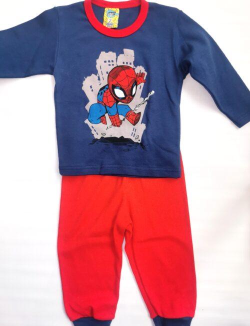 LIKE Πυτζάμα Spiderman