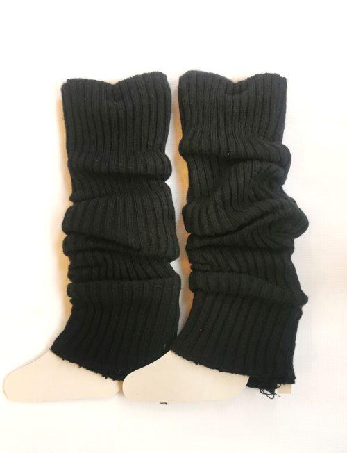 Γκέτες Εφηβικές Μαύρες One Size