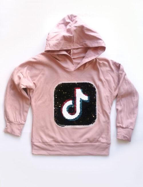 TIK TOK Μπλούζα Ροζ