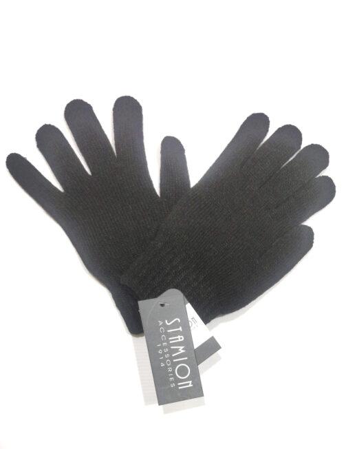 Γάντια για ηλικία 10 και άνω μαυρα
