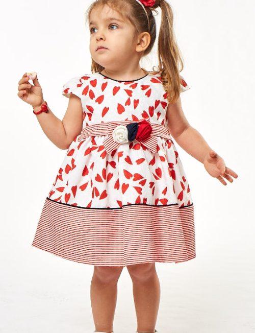EBITA Φόρεμα με Καρδούλες