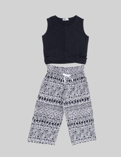NEK ΣΕΤ Μπλούζα και Παντελόνα
