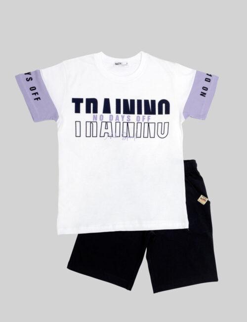 NEK ΣΕΤ Μπλούζα και Βερμούδα