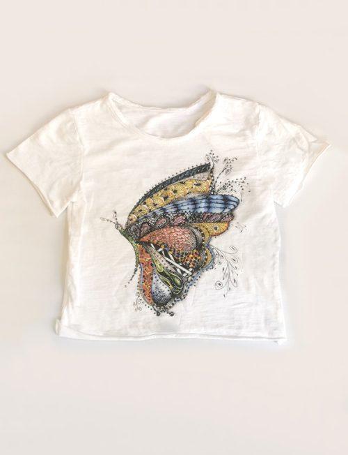 Μπλούζα Πεταλούδα