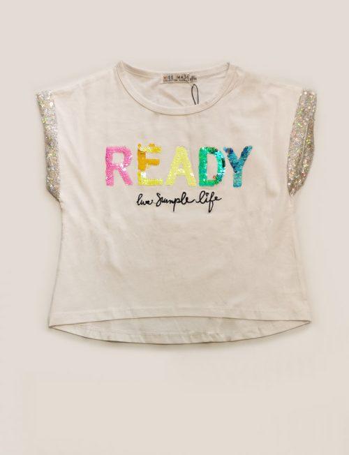 Μπλούζα Ready