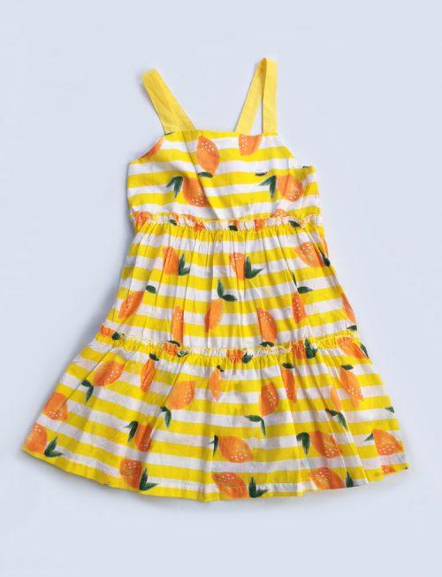 Φόρεμα με Φιόγκο στην Πλάτη