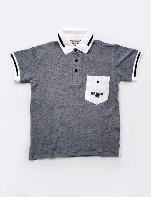 NEW COLLEGE Μπλούζα