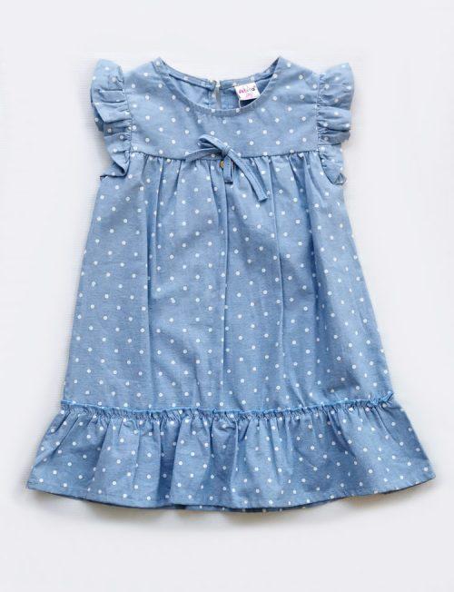 Φόρεμα Τζιν Πουά
