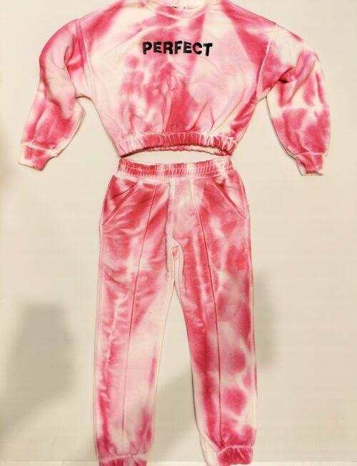 NEK ΣΕΤ Φόρμα Εποχιακή Tie Dye