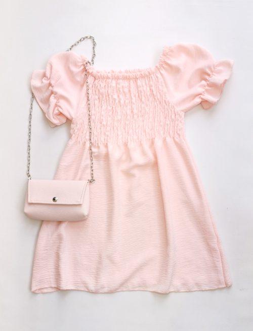 Φόρεμα με Τσαντάκι