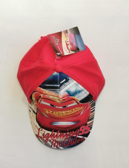 Καπέλο Παιδικό Mcqeen