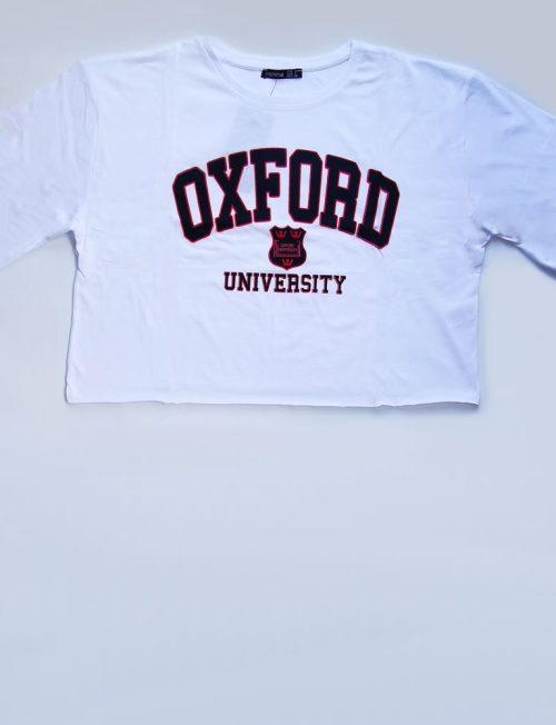 Εφηβική Μπλούζα Oxford
