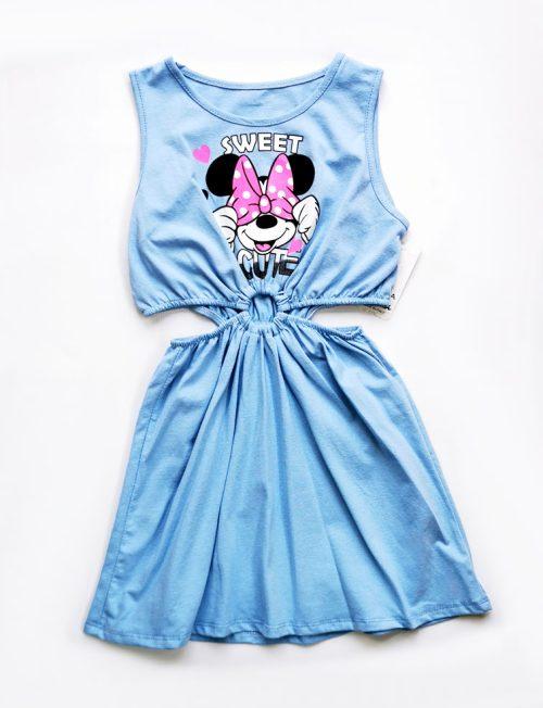 Φόρεμα Minnie με Κρίκο