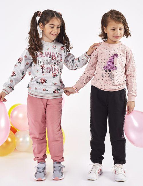 EBITA Φόρμα Μπλούζα και Παντελόνι