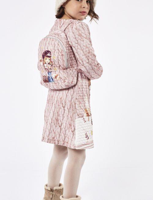 EBITA Φόρεμα με Τσάντα
