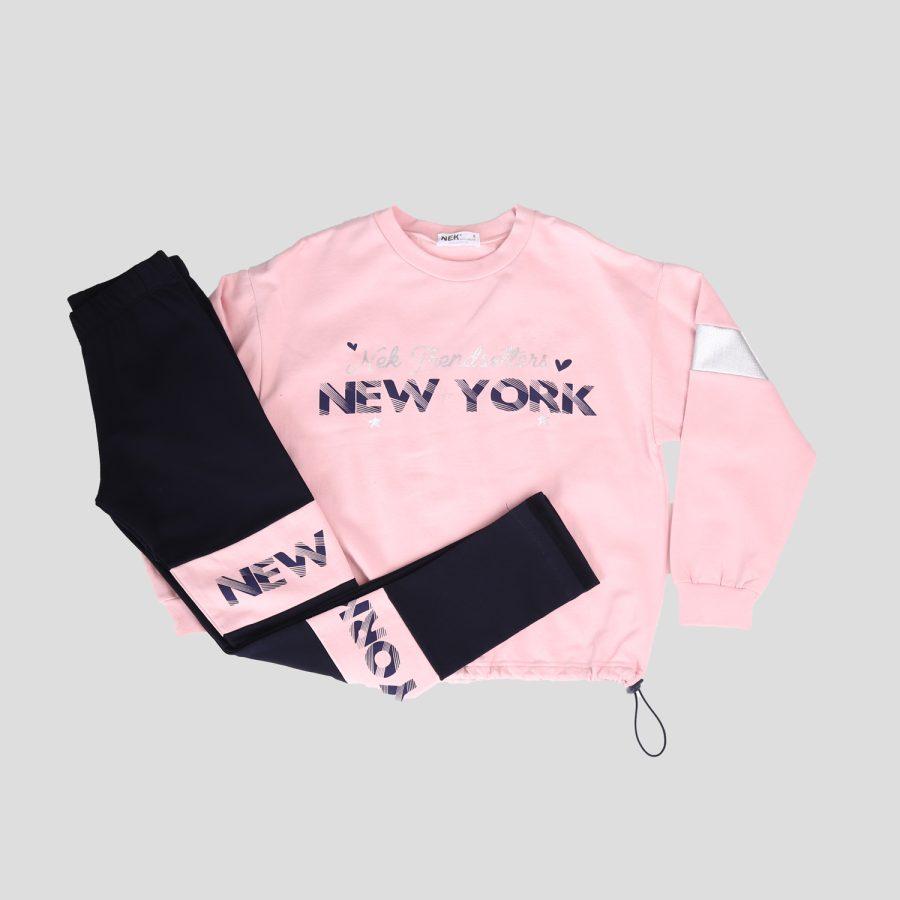 NEK Φόρμα Μπλούζα και Κολάν Φόρμας