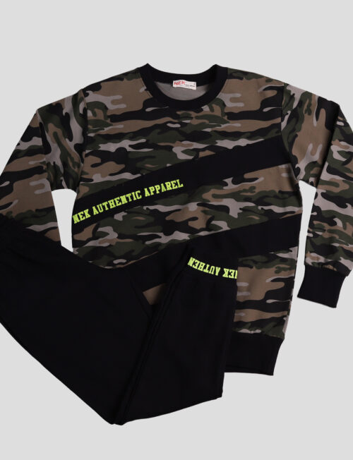NEK Εποχιακή Φόρμα Μπλούζα και Παντελόνι