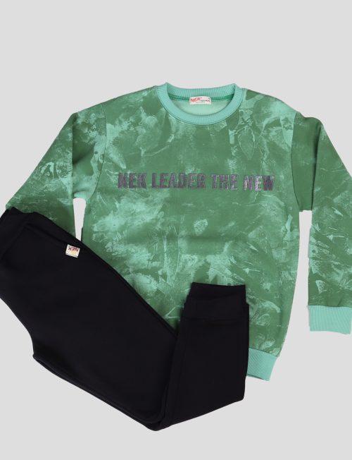 NEK Φόρμα Μπλούζα Tie Dye και Παντελόνι