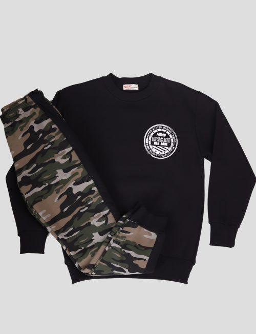NEK Φόρμα Μπλούζα και Παντελόνι Παραλλαγής
