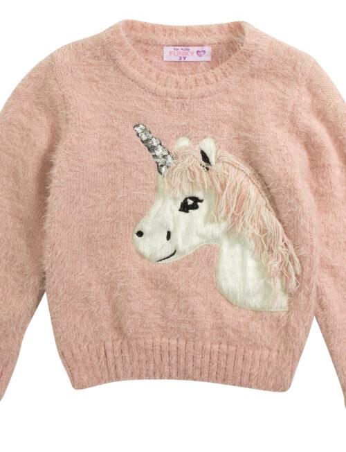 FUNKY Μπλούζα Πλεκτή Unicorn
