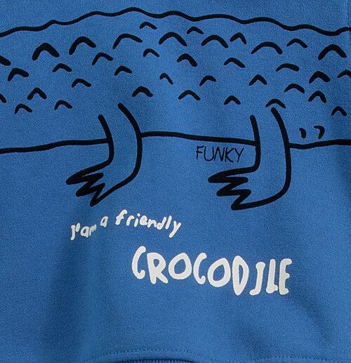 FUNKY Φόρμα Μπλούζα Κροκόδειλος και Παντελόνι