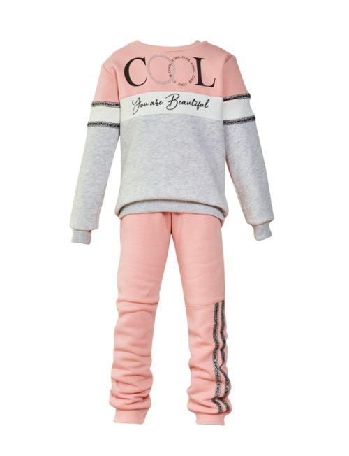 RESTART Φόρμα Μπλούζα Cool και Παντελόνι