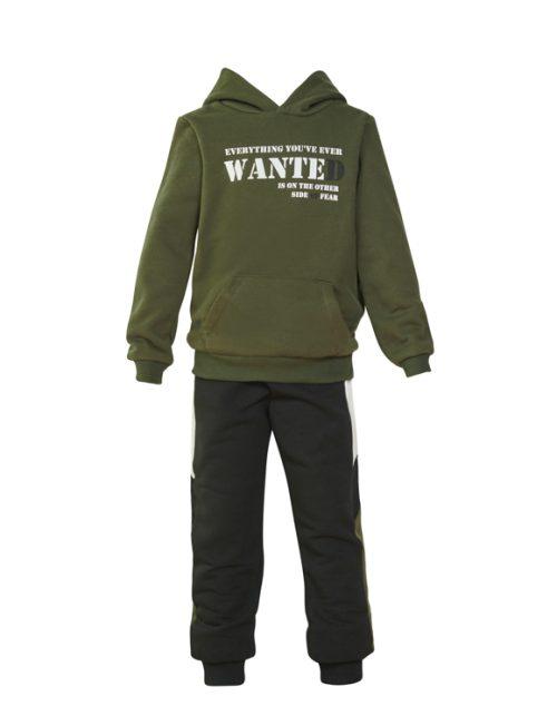 RESTART Φόρμα Μπλούζα Wanted και Παντελόνι