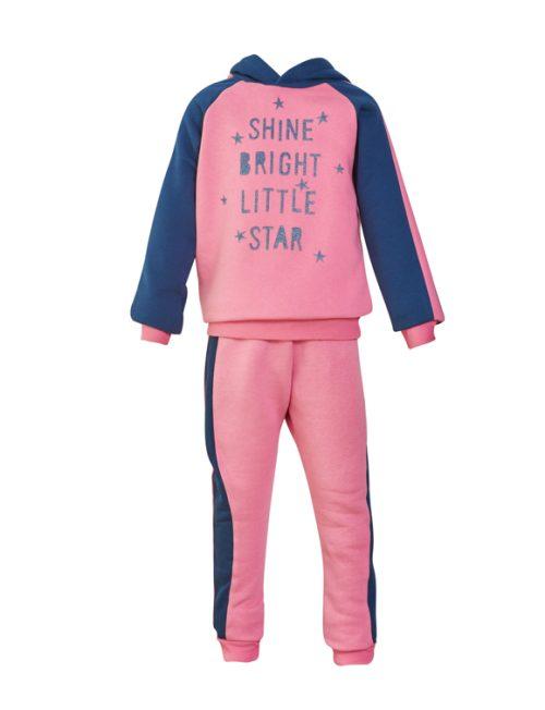 RESTART Φόρμα Μπλούζα Shine και Παντελόνι