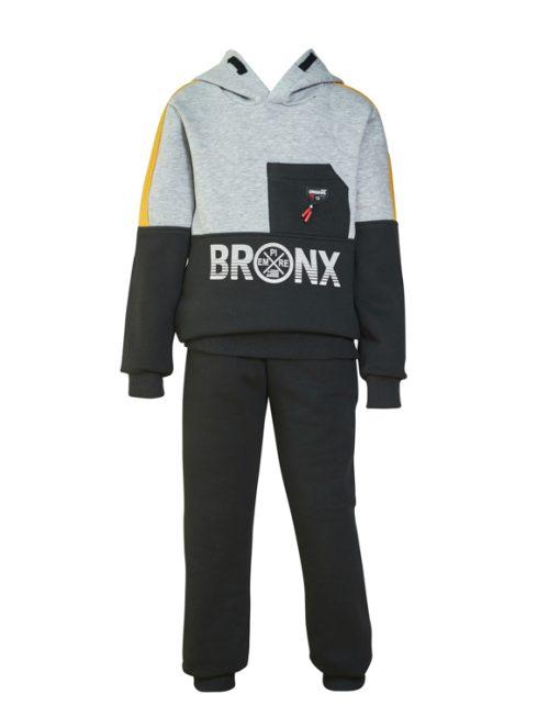 RESTART Φόρμα Μπλούζα Bronx και Παντελόνι